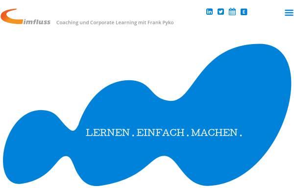 Vorschau von www.imfluss.de, Imfluss AG - Frank Pyko