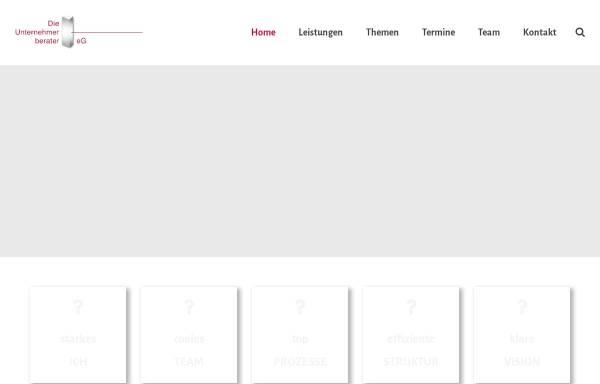Vorschau von www.eberhardt-beratung.de, Richard Eberhardt
