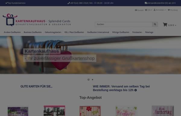 Vorschau von www.kartenkaufhaus.de, Kartenkaufhaus