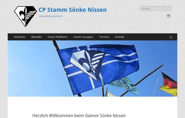 Christliche Pfadfinder Stamm Sönke Nissen: Gesellschaft, Glinde ...