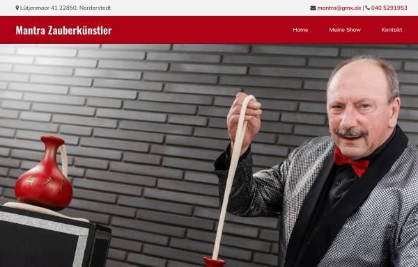 Vorschau von www.mantra-show.de, Mantra