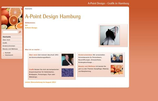 Vorschau von www.kinderschminken-hamburg.de, Kinderschminken-Hamburg, Katrin Heuer