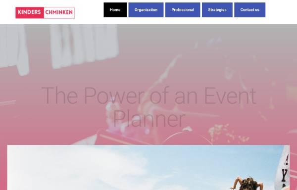 Vorschau von www.kinderschminken.org, Kinderschminker-Verzeichnis, Birgit Hertfelder