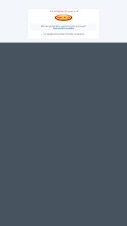 Vorschau der mobilen Webseite www.beepworld.de, Schminkmarinchen, Marina Kronauer