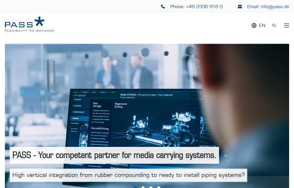 Vorschau von www.pass.de, Pass GmbH & Co. KG