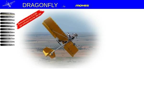 Vorschau von www.dragonfly-germany.de, Dragonfly