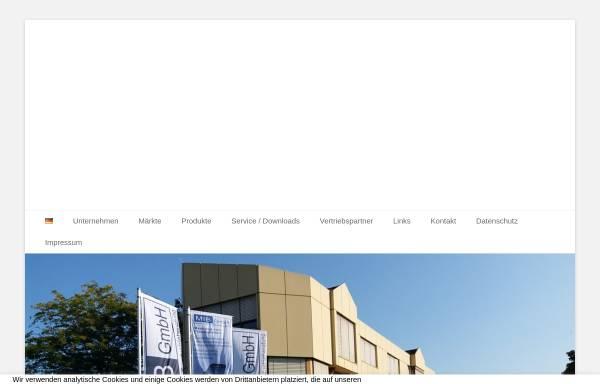 Vorschau von www.flowmax.de, mib Messtechnik und Industrieberatung GmbH