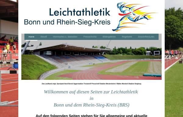Vorschau von www.lvn-kreis-bonn-rheinsieg.de, Leichtathletikverband Nordrhein, Kreis Bonn/Rhein-Sieg