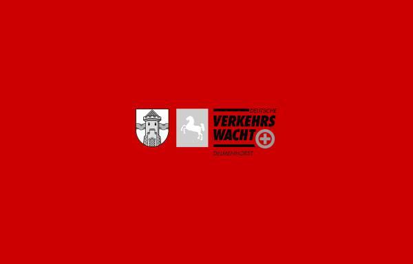 Vorschau von verkehrswacht-delmenhorst.de, Verkehrswacht-Delmenhorst