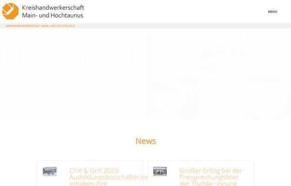 Vorschau von www.kh-htk.de, Kreishandwerkerschaft