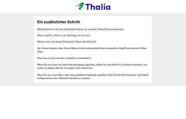 Vorschau von www.buch.de, Buch.de internetstores AG