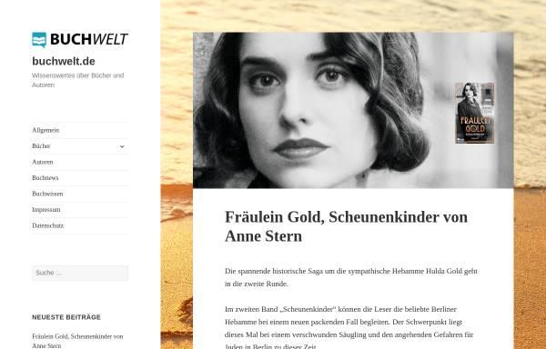 Vorschau von www.buchwelt.de, Buchhandlung und Verlag, Hans Gollwitzer GmbH