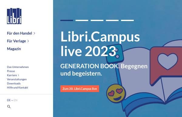 Vorschau von www.libri.de, Libri.de GmbH