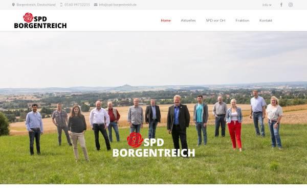Vorschau von spd-borgentreich.de, SPD Borgentreich