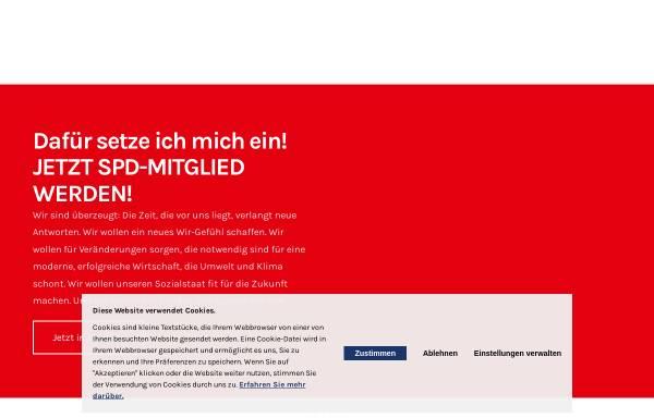 Vorschau von www.spd-greven.de, SPD Greven