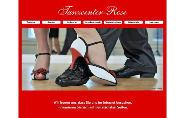Vorschau von www.tanzcenter-rose.de, Tanzcenter Rose