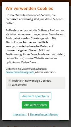 Vorschau der mobilen Webseite cdu-sinnersdorf.de, CDU-Ortsverband Pulheim-Sinnersdorf