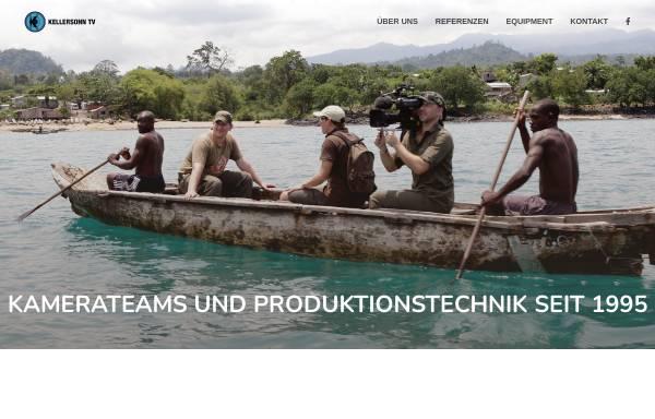 Vorschau von www.kellersohn-tv.de, Kellersohn-TV