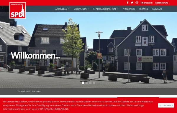 Vorschau von www.spd-wermelskirchen.de, SPD Wermelskirchen