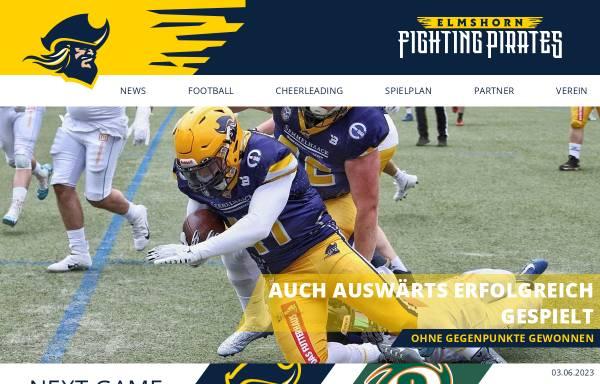 Vorschau von www.fighting-pirates.net, Fighting Hawks