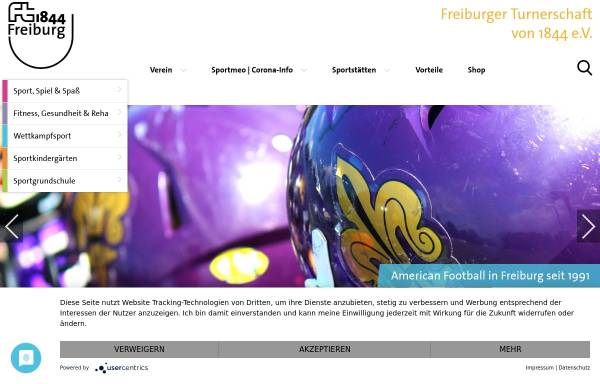 Vorschau von www.sacristans.de, Sacristans