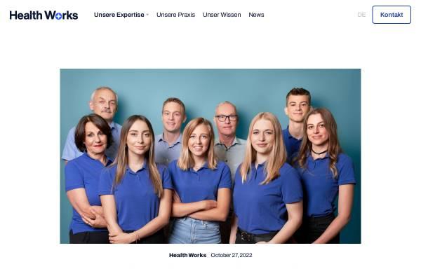 Vorschau von www.tag23.de, Arbeitsmedizinische Praxis Dr. med. Karl-Heinz Schultheiß