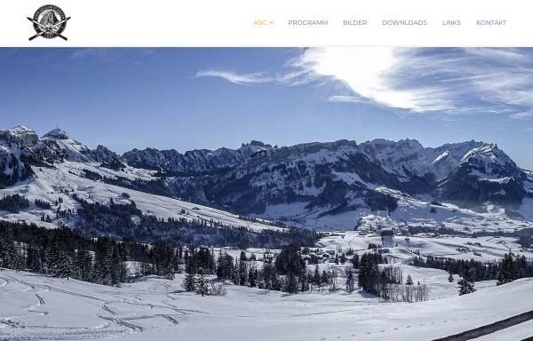 Vorschau von www.alpinerskiclub.ch, ASC Alpiner Skiclub St.Gallen
