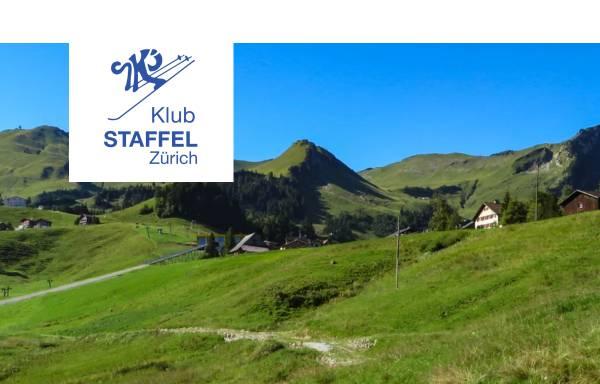 Vorschau von www.skiklub-staffel.ch, Klub Staffel Zürich
