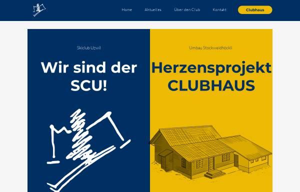 Vorschau von www.skiclubuzwil.ch, SC Uzwil