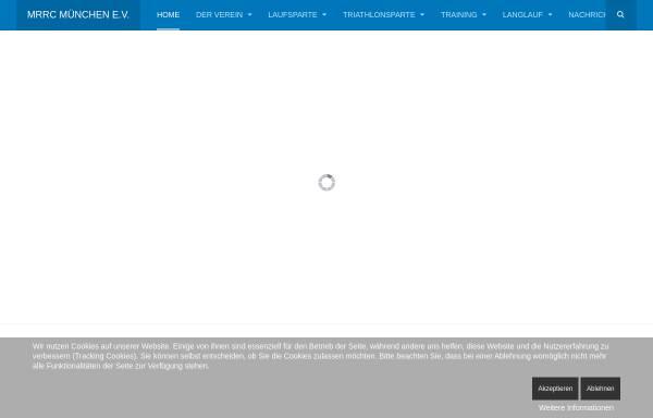 Vorschau von www.mrrc.de, MRRC München