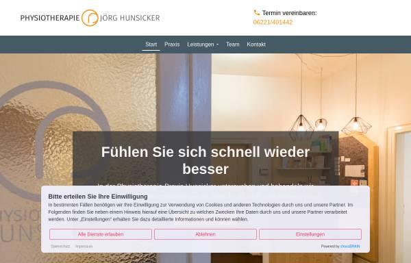 Vorschau von www.physio-neuenheim.de, Physiotherapie und Massage Roy Randolph-Englert