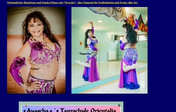 Vorschau von www.ayascha.de, Ayascha