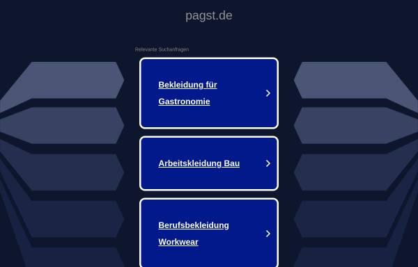 Vorschau von www.pagst.de, Institut für Psychoanalyse Psychoanalytische Arbeitsgemeinschaft Stuttgart/Tübingen e.V. (IfP)