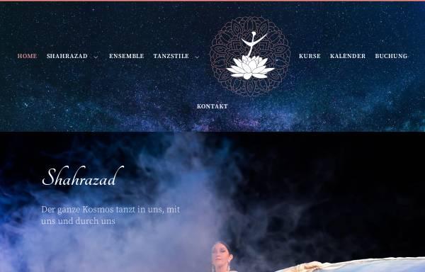 Vorschau von www.shahrazad.org, Shahrazad
