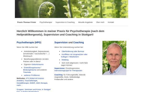 Vorschau von www.einreden.de, Praxis für Psychotherapie (HPG), Supervision und Coaching