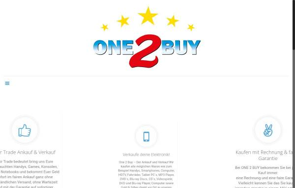 Vorschau von www.one-two-buy.de, One Two Buy