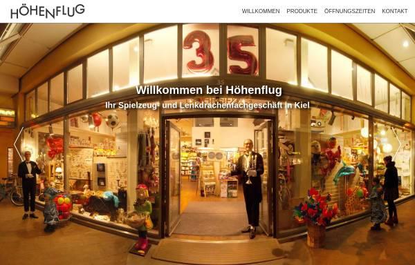 Vorschau von www.hoehenflug.com, Höhenflug GmbH