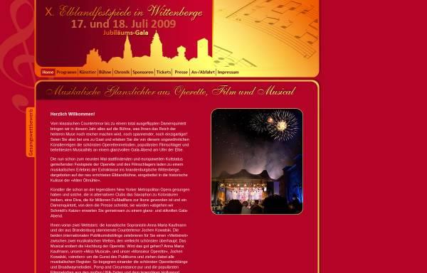 Vorschau von www.kfh-wbge.de, Internationales Operettenfestival