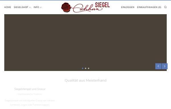 Vorschau von www.eichhorn-siegel.de, GravurArt Eichhorn Siegel