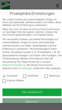 Vorschau der mobilen Webseite www.ceyoniq.com, Ceyoniq Technology GmbH