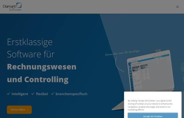 Vorschau von www.diamant-software.de, Diamant Software GmbH & Co. KG