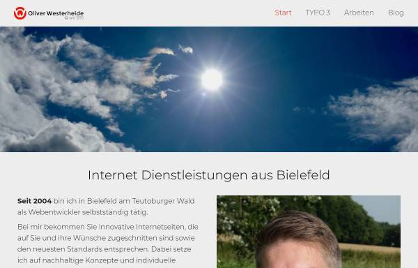 Vorschau von www.westerheide-media.de, Oliver Westerheide