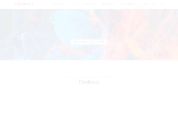 Vorschau von www.pixelboxx.de, Pixelboxx GmbH