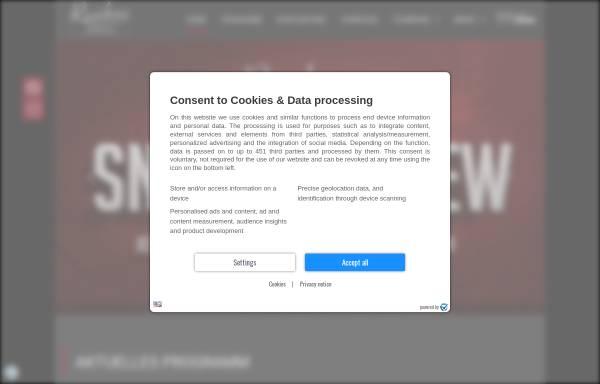 Vorschau von www.residenzkino.de, Residenz Theater Bad Laasphe