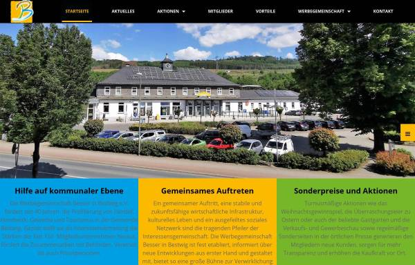 Vorschau von www.besser-in-bestwig.de, Besser in Bestwig - Werbegemeinschaft Bestwig e.V.