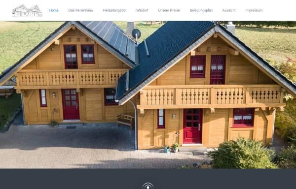 Vorschau von www.eifeler-ferienhaus.de, Ferienhaus Linden