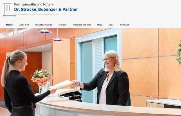 Vorschau von www.ra-stracke.de, Dr. Stracke, Bubenzer & Kollegen