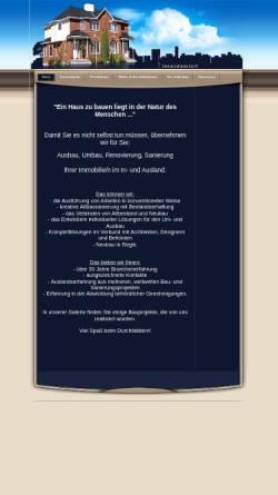 Vorschau der mobilen Webseite www.interdomicil.de, BSG Bauservice GmbH