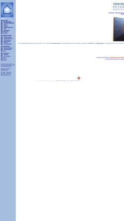 Vorschau der mobilen Webseite www.hardt.net, Peter Hardt Wirtschaftsberatung & Immobilienmakler