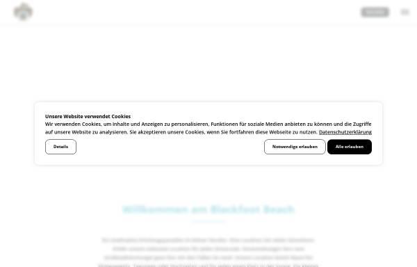 Vorschau von www.blackfoot.de, Blackfoot - Der Outdoorstore
